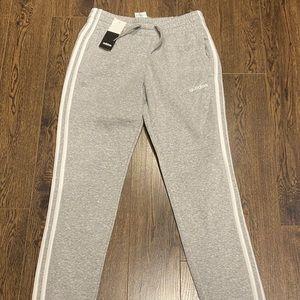 Adidas joggers/fleece pants